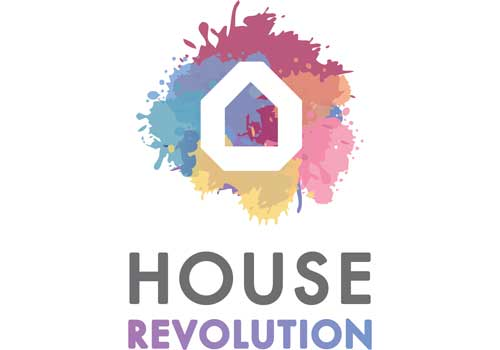 Brand Development for House Revolution estate agents