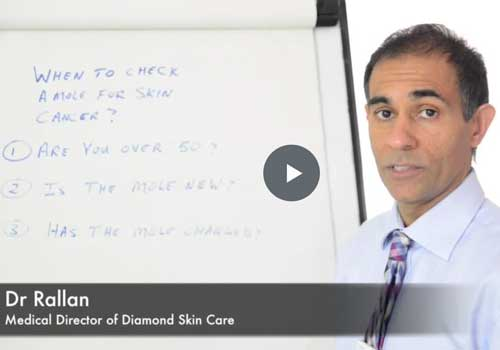 Video production for Diamond Skincare