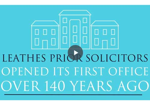 Corporate video for Leathes Prior solicitors